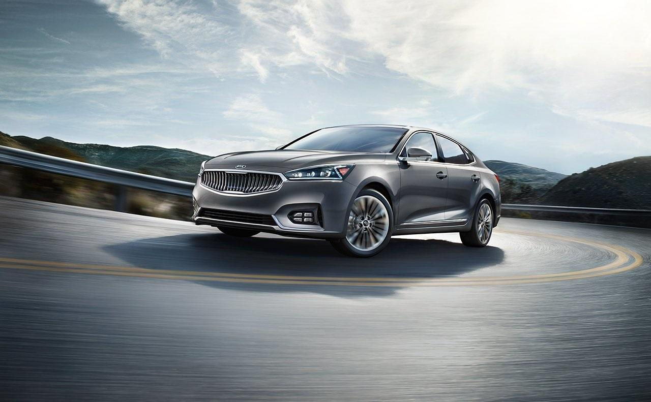 Kia Teases Refreshed 2020 Cadenza With Series Of Sketches