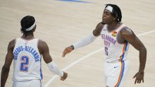 Gilgeous-Alexander helping young Thunder defy odds again