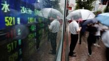 Asia steady after Wall St sets record highs, dollar treads water