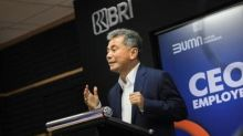 BRI Tops Forbes Global 2000's List for the Most Valuable Companies in Indonesia