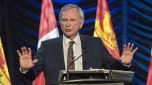 New Brunswick files 'strange' arguments in Alberta's carbon tax challenge