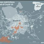 Madrid to extend virus curbs, requests army help