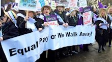 Equal pay remains a distant dream, study suggests
