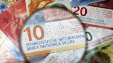 Switzerland's Central Bank Is Stomaching a Stronger Franc