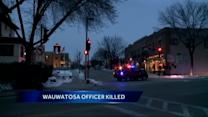 Oak Creek police will be pallbearers at Wauwatosa officer's funeral