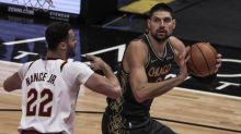 108-91. Ante los Hornets, Vucevic aporta un doble-doble y los Bulls vuelven al camino ganador