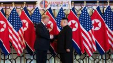 Global Equity Markets Weaken After Trump-Kim Summit Ends Abruptly