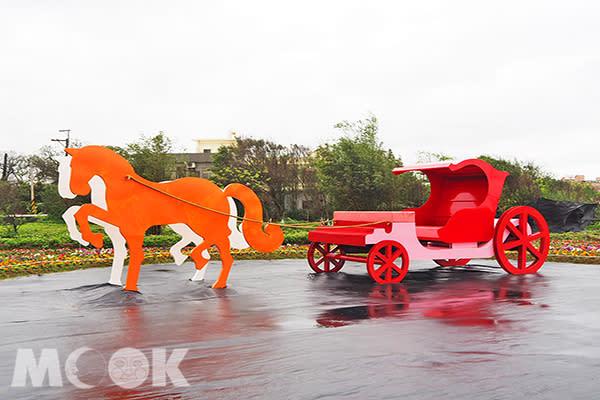 幸福馬車 (攝影/MOOK景點家高嘉俊)