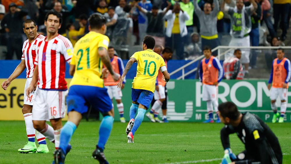 Imprensa Mundial exalta classificação do Brasil e atuação de Neymar