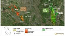 Mundoro Receives New Copper-Gold Project in Serbia
