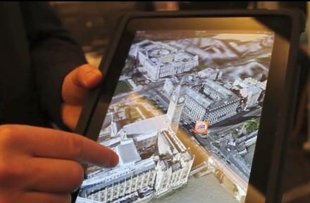 Apple acquires 3D mapping company C3 Technologies
