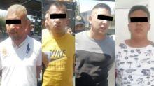 Tras persecución, detienen a sujetos que disparaban en la GAM