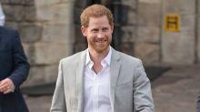 Mit seinem Ehering bricht Prinz Harry mit einer Tradition