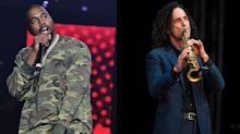Kenny G says he's making music with Kanye West: 'I can't really say much'