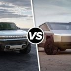 GMC Hummer EV vs. Tesla Cybertruck: Which all-electric pickup reigns supreme?