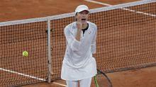 Iga Swiatek knocks out top seed Simona Halep as French Open shocks continue