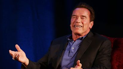 Arnie 'won't press charges' over attack