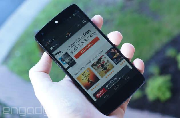 Audible flaw lets you download free audiobooks using fake accounts (updated)