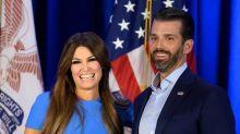 États-Unis : la petite amie du fils aîné de Trump testée positive au coronavirus