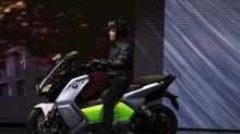 BMW Mulling Motorcycle Ride-Sharing in Congested Cities