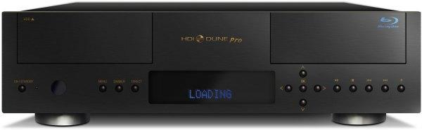 HDi Dune Pro media player invites home automation to the party