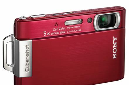 Sony's Cyber-shot T200 gets its first review