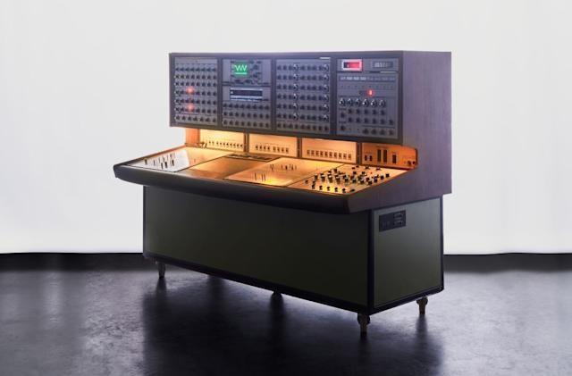 Soulwax and the hunt for the EMS Synthi 100