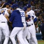 Dodgers win fifth straight NL West title, now comes hard part