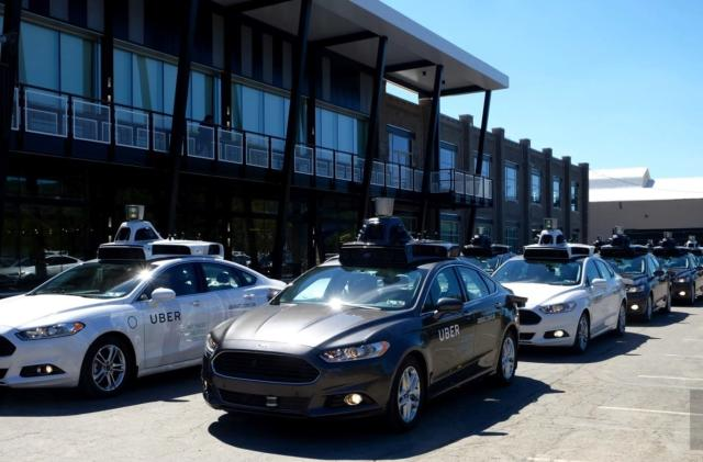Uber lays off roughly 100 workers in its self-driving team