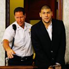 Aaron Hernandez Calls Fellow Inmate 'My Heart' In Letter To Prison Officials