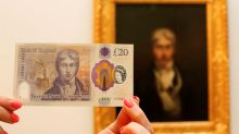 Artist JMW Turner replaces Adam Smith on new UK banknote