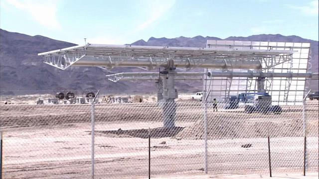 Newberry Springs solar farm: Residents say they were duped