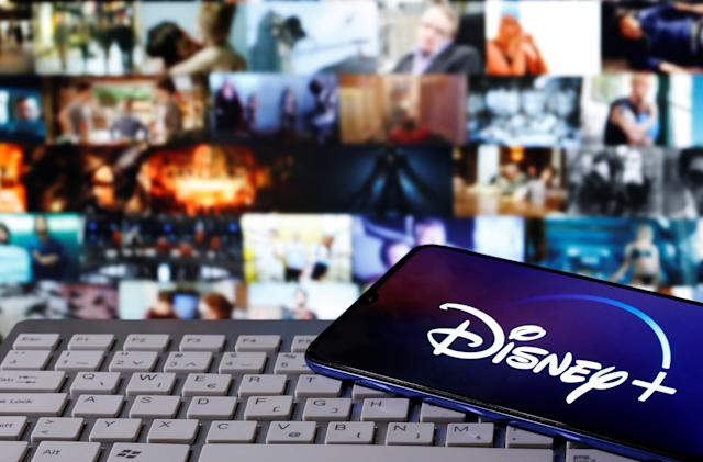 Disney now has over 100 million streaming video subscribers