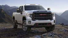 2020 GMC Sierra HD offers loads of tech