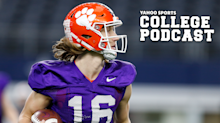 College Podcast: AP Top 25 released, Big 10 winter football, real man of genius in California