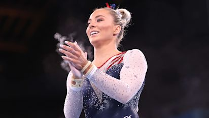 Skinner makes good on Olympic second chance