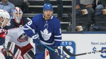 GDT: Andreas Johnsson activated off injured reserve ahead of Game 5
