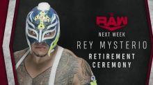 Il wrestler Mysterio sarebbe pronto a ritirarsi