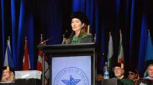 Dr. Shlee Song, Director of Stroke Center at Cedars-Sinai Medical Center, Addresses Graduates of American University of the Caribbean School of Medicine