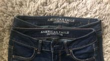 Woman calls out American Eagle for inconsistent jean sizing