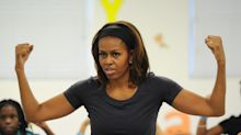 Michelle Obama's New Workout Playlist Will Make You Hit The Gym Hard