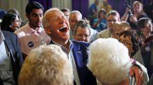 Trump macht sich über Biden lustig und verärgert Senioren