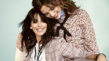 Nena und ihre Tochter machen Mode für Tom Tailor