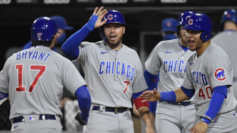 Playoff picture: Cubs swipe NL Central crown