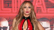 Jennifer Lopez recalls being 'terrified' when a director asked her to take off her shirt