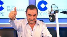 La amistad tras las exclusivas que Carlos Herrera da sobre el rey Juan Carlos I