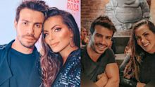 Carla Prata posta foto e confirma fim de relacionamento com Mariano