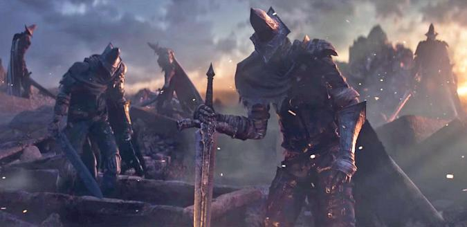 'Dark Souls' publisher bets on AI for smarter game foes