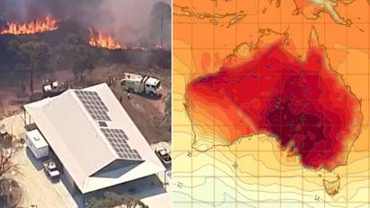 Warning over 'danger day' as heatwave intensifies