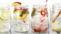 8 Totally Refreshing Fruit Waters